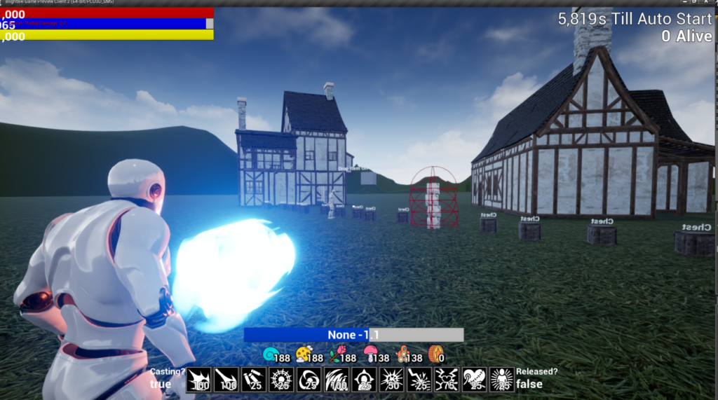 Blight MMO: Alpha – Seamless Open World PvP with Free For All Loot